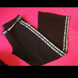 Black PH8  (Bebe Sport) Sweatpants Sz L